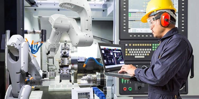 Industria robotizada