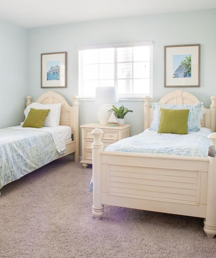 Coastal Beach Guest Room