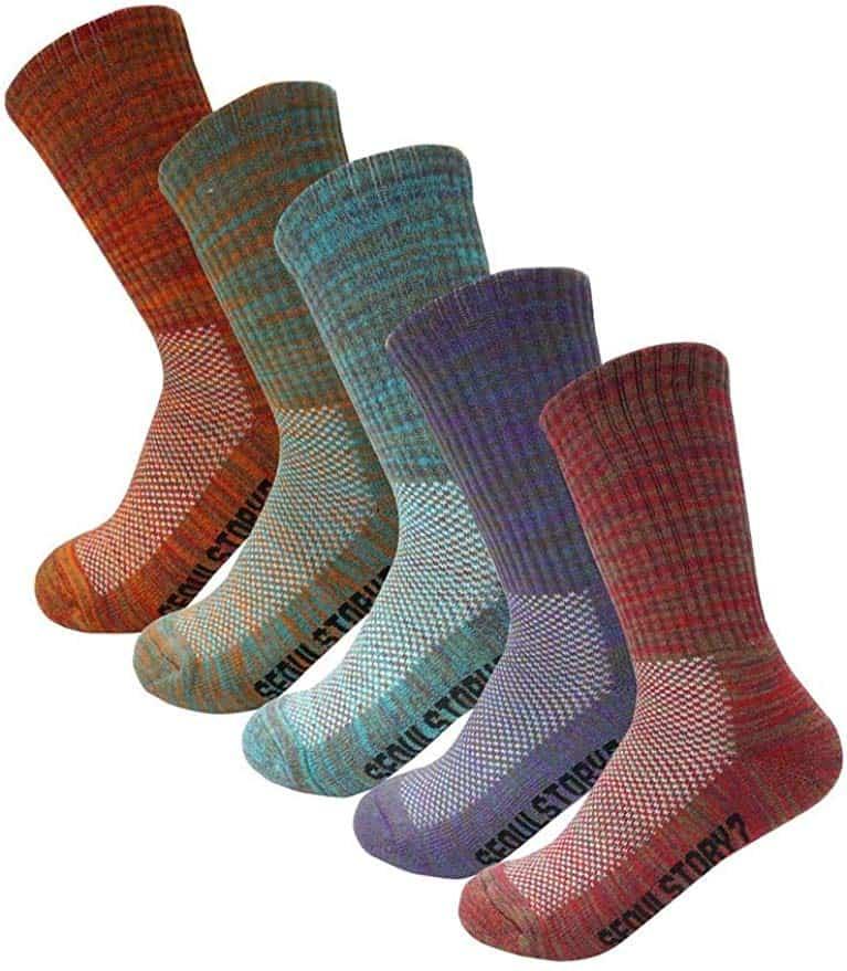 Seoulstory 5-pack women socks - photo 4