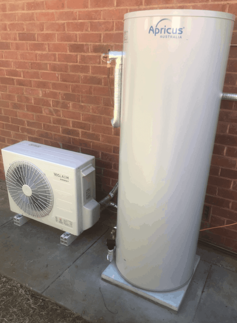 Hot Water Heat Pumps in the Adelaide Hills