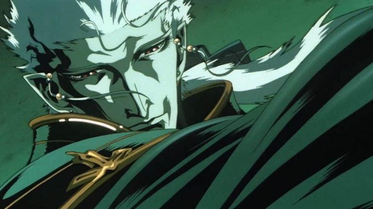 Lee más sobre el artículo Vampire hunter D: Bloodlust. Romanticismo puro