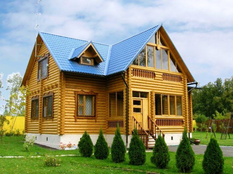 Read more about the article Преимущества деревянных домов