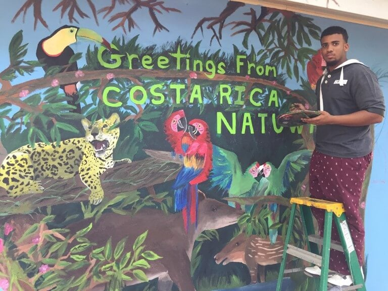 Read more about the article NATUWA Mural