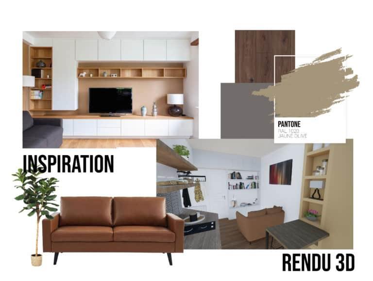 Architecte d'intérieur, Architecte d'intérieur