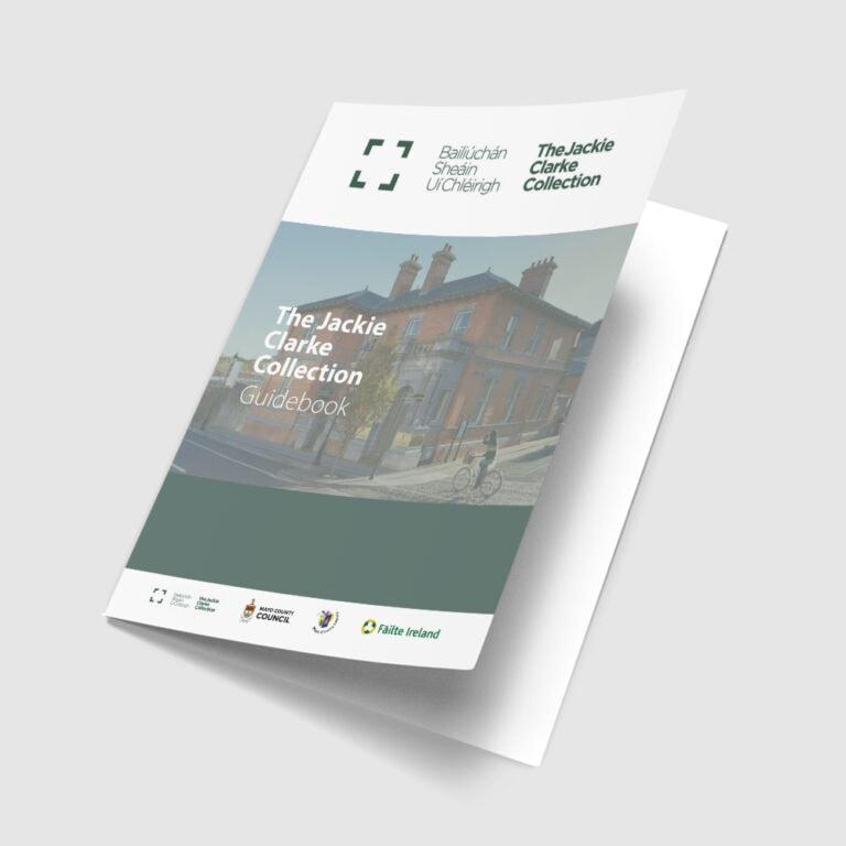 Brochure Design - Jackie CLarke - Designwest - Graphic Design
