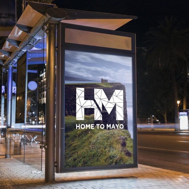 Home to Mayo | Logo Design Ireland | 2020