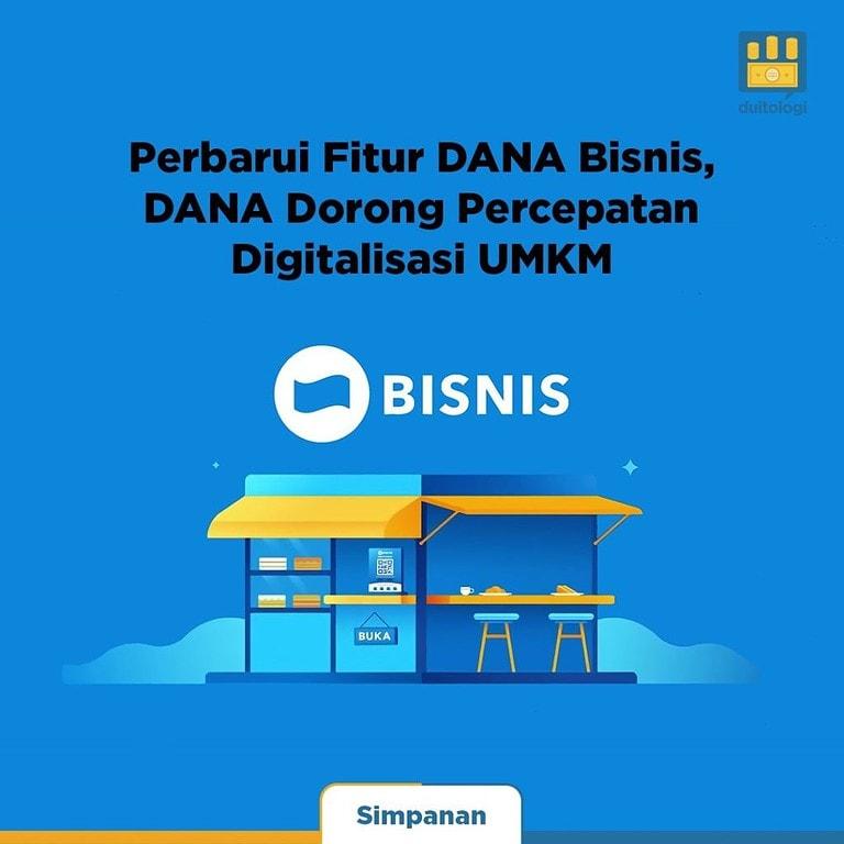 DANA Bisnis Help MSMEs Be More Adaptive in the Digital Age