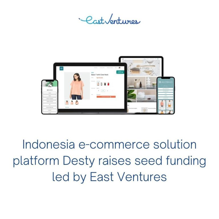 Startup Desty Receives IDR 46 Billion Funding from Xiaomi Investors