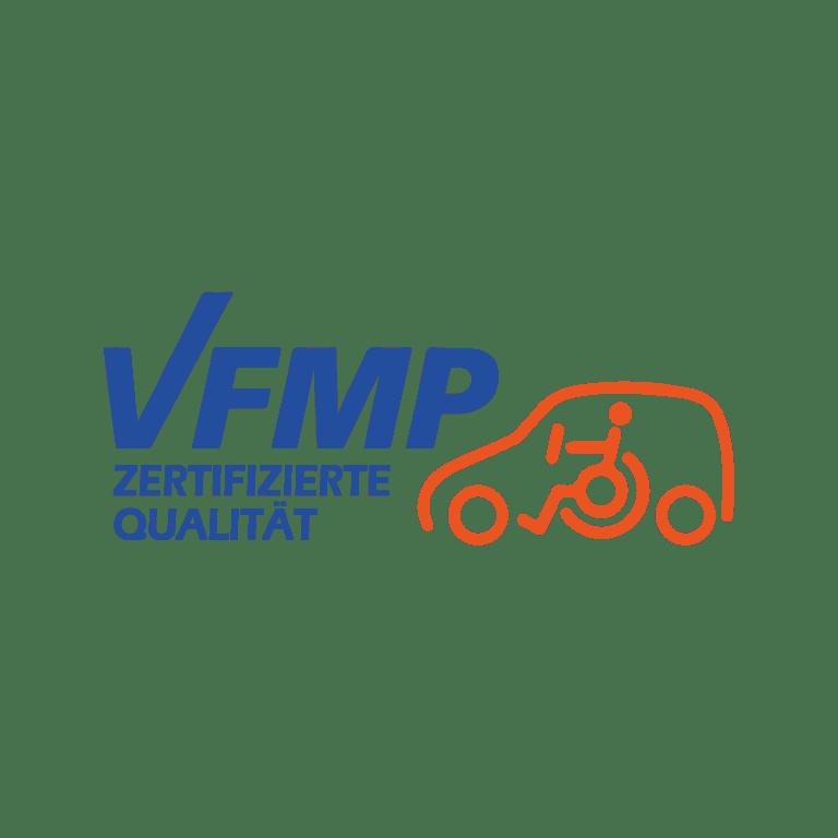 VFMP zertifizierte Qualität das Logo