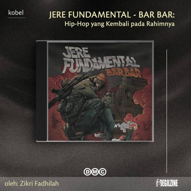 Jere Fundamental Bar Bar
