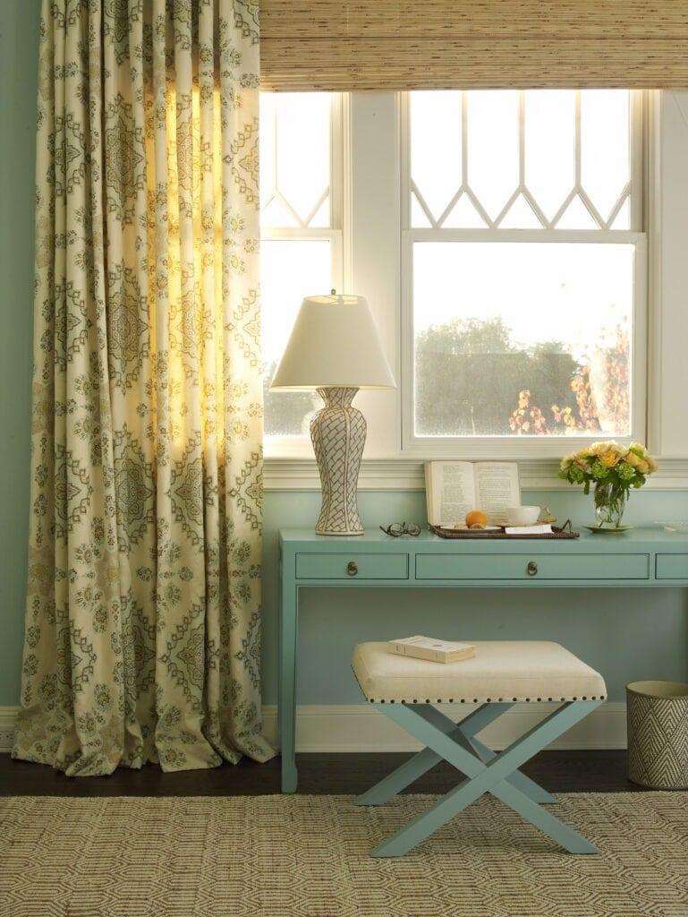 Meg Braff Designs Southampton home guest room