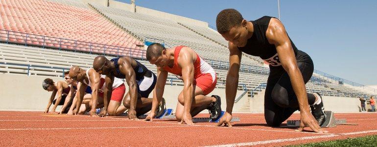 Sport erhoeht den Kalorienbedarf