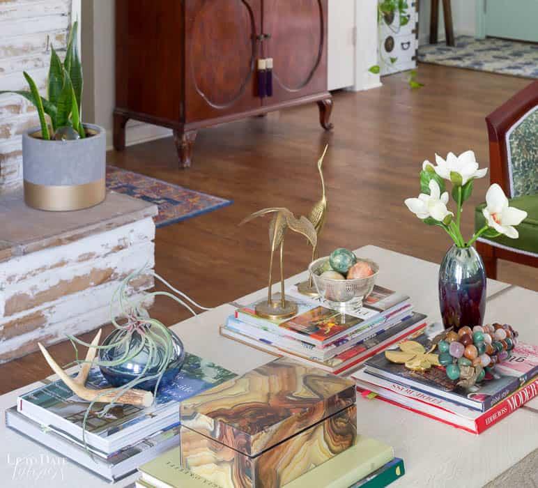 Boho Easter Baskset Spring Living Room Wm Resized 9