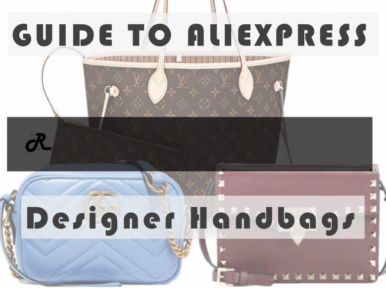 AliExpress Cheap Designer Women Luxury Handbags Replica Copy Purse Coach LV Gucci Fendi Cover 3