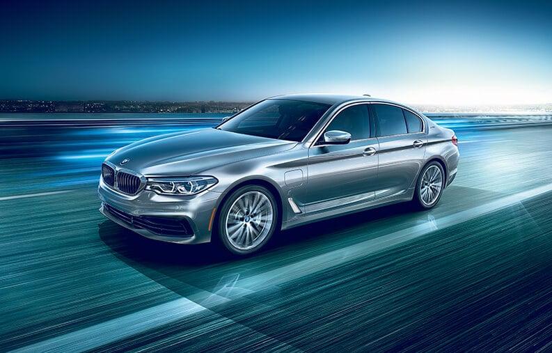 2019 BMW 5 Electric Safest EV