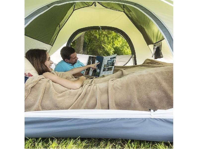 MOON LENCE Pop Up Tent