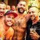 Furrageous & SubWOOFer, San Diego Bear Pride Weekend