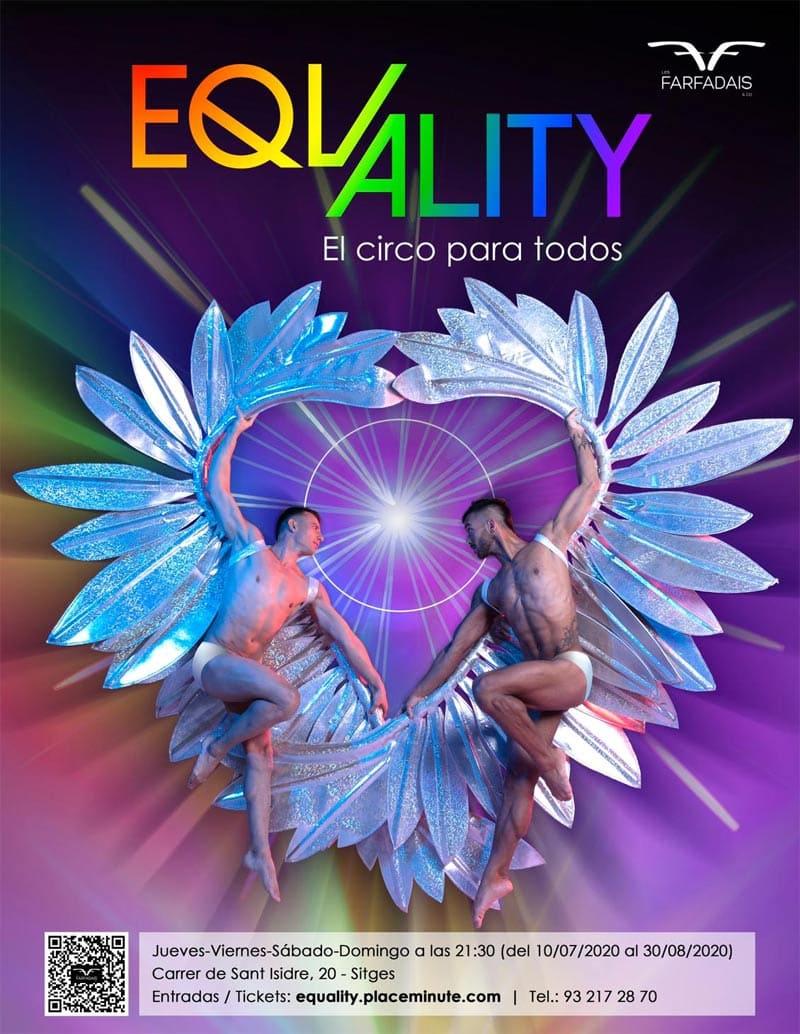 Gleichstellung Show Sitges
