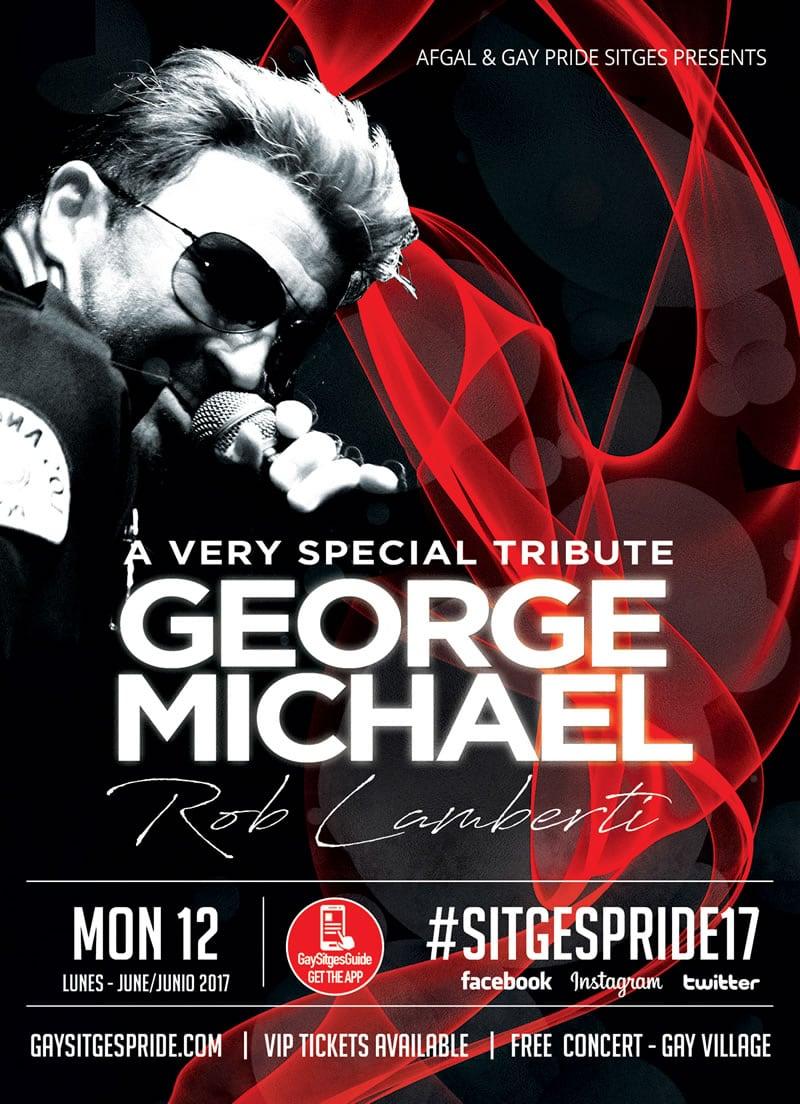 L'orgoglio di George Michael Sitges