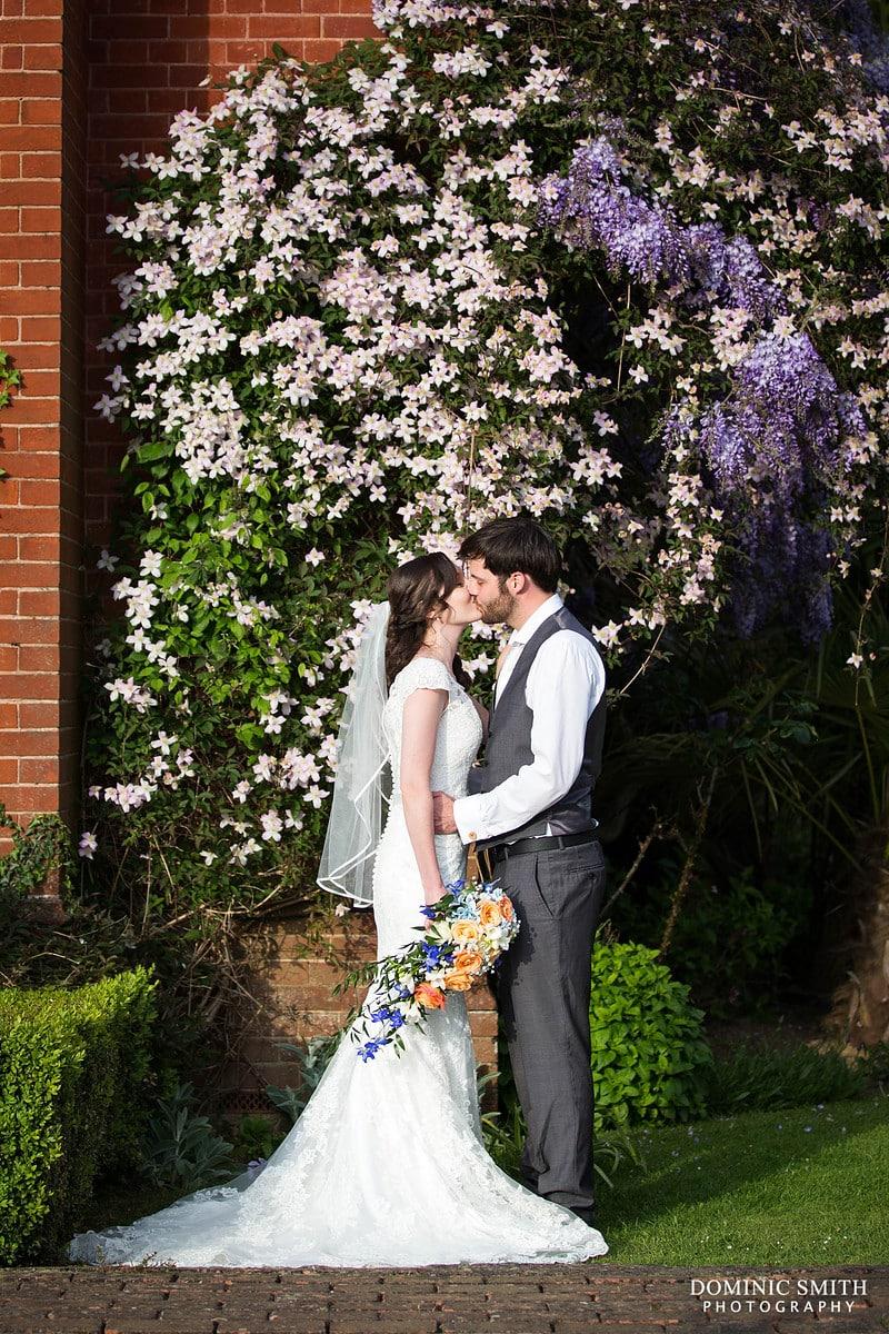 Stanhill Court Wedding Photo 1