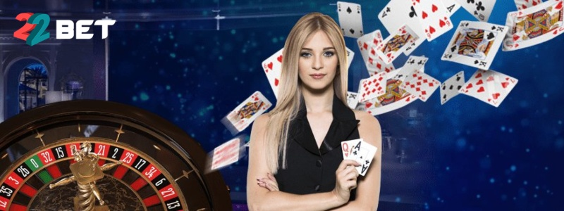 22bet kasino live