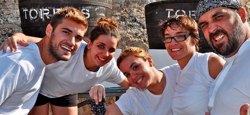 Festival della vendemmia di Sitges