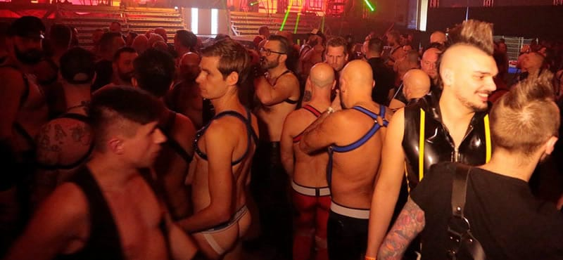 Fusion Party - Antwerp