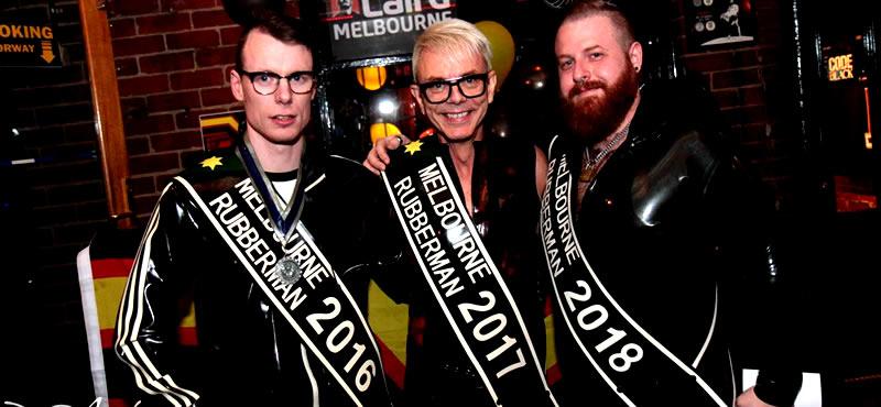 Slick Melbourne Rubber Week