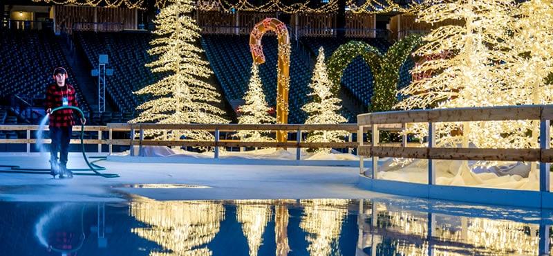 Enchant Christmas, St. Petersburg, Florida
