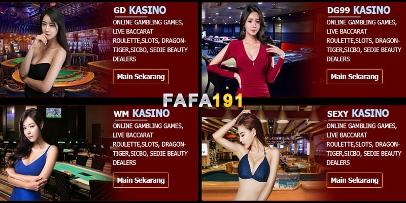 FAFA191 Kasino Langsung