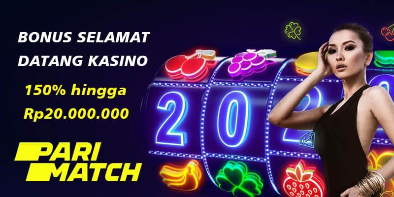 Parimatch Bonus kasino online