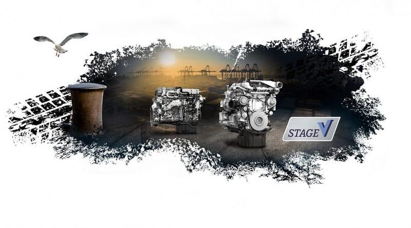 Hyster chooses Mercedes-Benz for stage V trucks