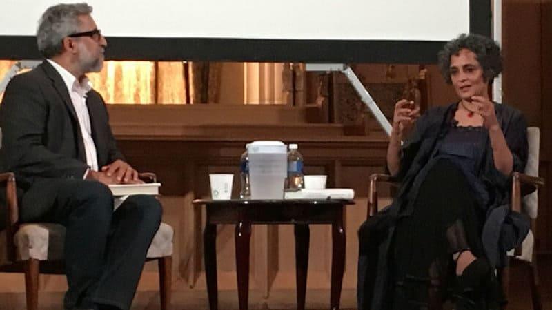 Arundhati Roy interviewed by Ali Kazimi