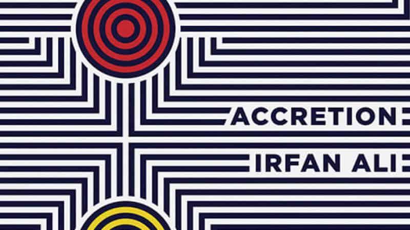 Accretion Book Cover
