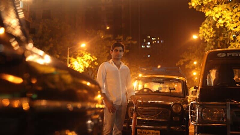 Anosh Irani author image