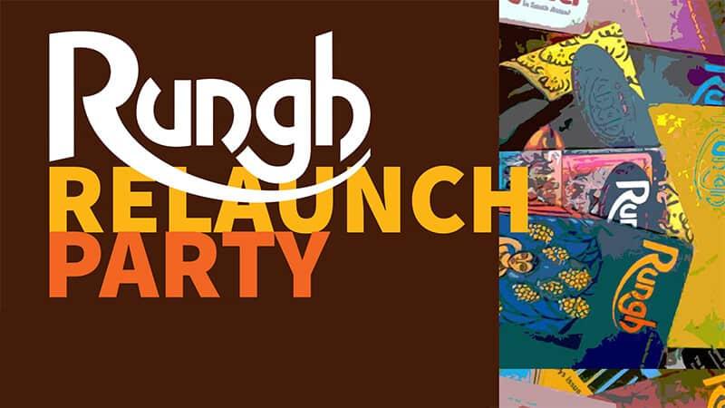 Rungh Magazine Re/Launch