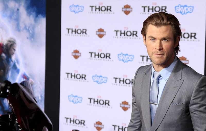 Did Chris Hemsworth take steroids