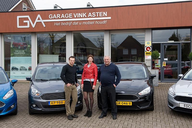 Familie Vink - GvA Asten