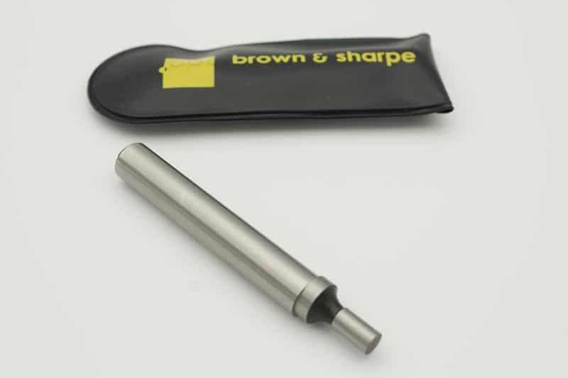 brown and sharpe edge finder