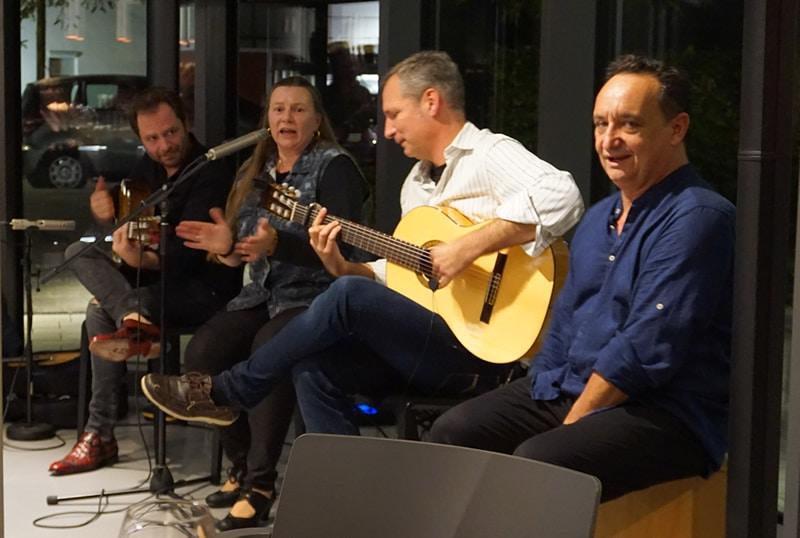 Flamenco-Fiesta in der NuLounge