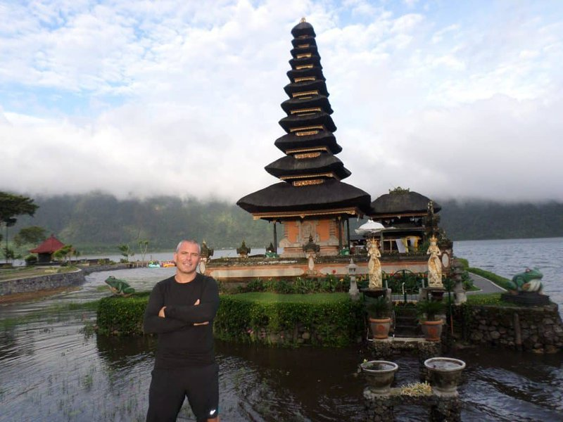 Rebreather diving course in Bali