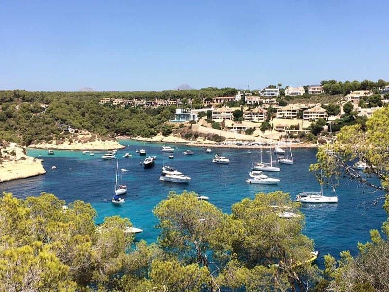 Mallorca the largest Balearic Island