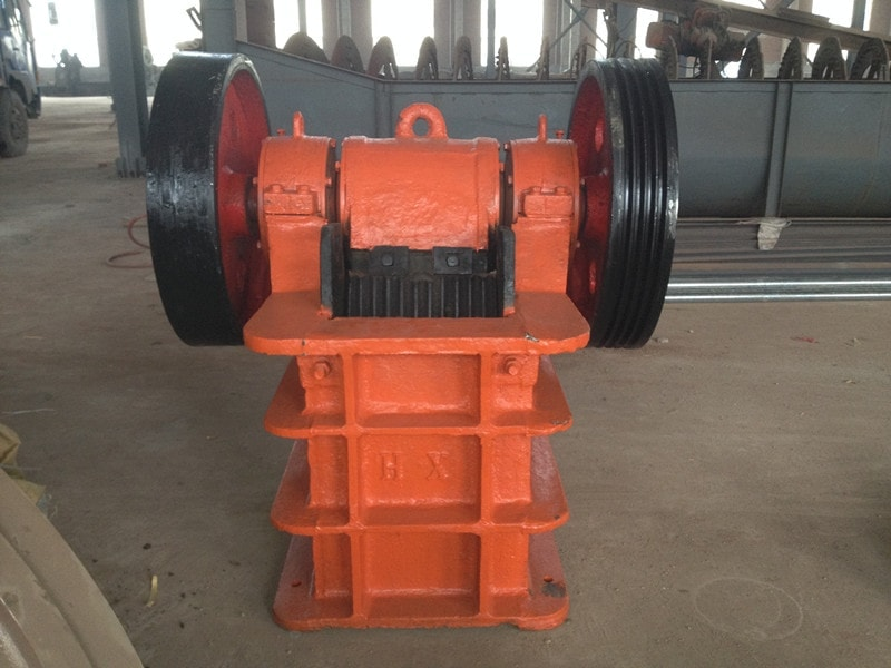 PE250x400 crusher