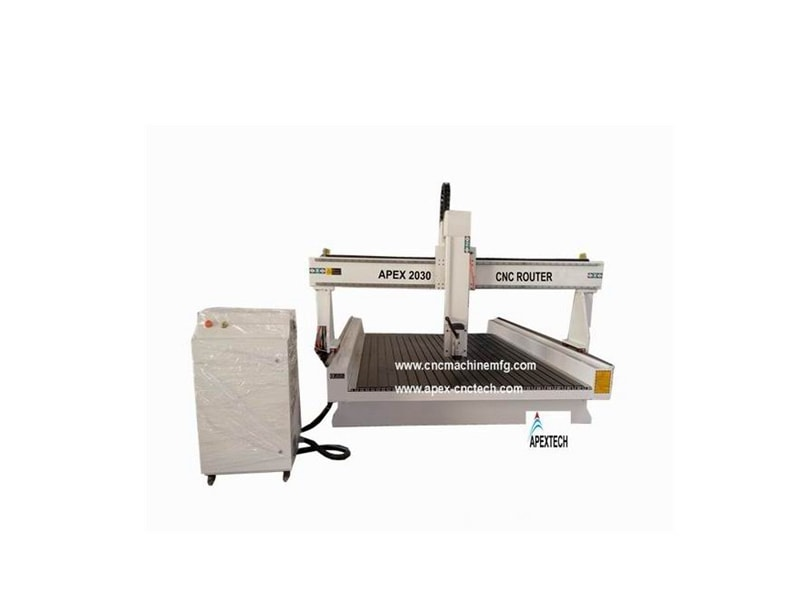 B2030 CNC Router 500mm High Zaxis For 3D Sculptures Carving