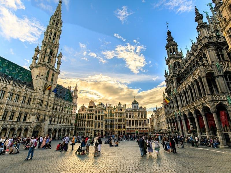 Guía de la ciudad gay de Bruselas