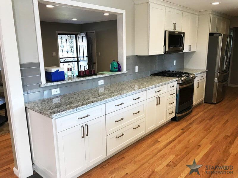 Denver Kitchen Remodel Galley