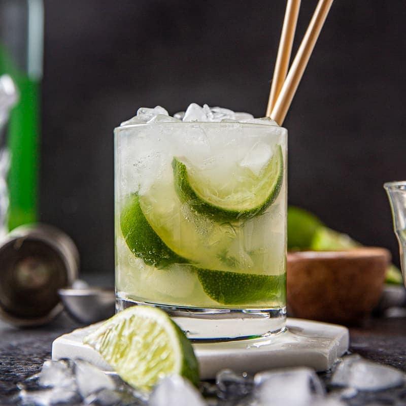 caipiriha cocktail