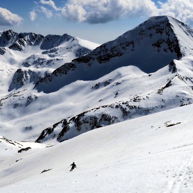 Ски туринг Хвойнати връх
