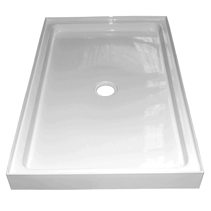 900mm x 1200 4-lip shower tray Henry Brooks