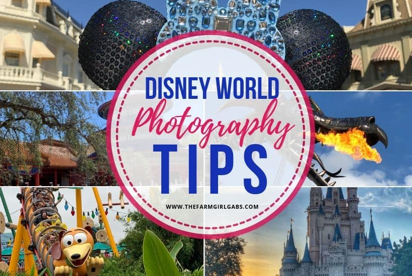 Disney Photo Tips: How To Capture Magical Memories